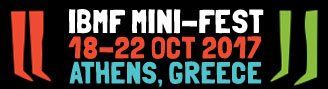 IBMF Mini Festival in Athens, Greece, October 2017